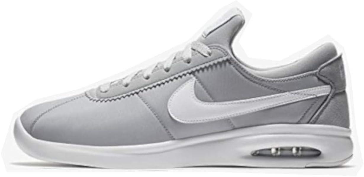 SB AIR Max Bruin VPR TXT Mens Fashion Sneakers AA4257 002_14 Wolf GreyWhite White