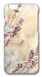 Bright depth of field plants Polycarbonate Hard Case Cover for iphone 6 plus 5.5 inch 3D