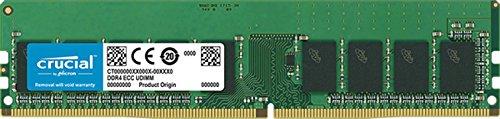 Crucial 8GB DDR4-2666 ECC DIMM