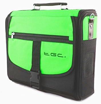 Sony Playstation 2 PS2 verde y negro bolsa de transporte para consola/funda. También para uso de coche.: Amazon.es: Electrónica