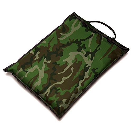 Aqua Quest Storm Laptop Case - 100% Waterproof Pouch for Apple, Samsung, Acer, Dell, Asus, Lenovo, HP Lightweight Sleeve - 11, 13, 15, 17 inch - Red, Black, Blue, Green, Grey or Camo ()