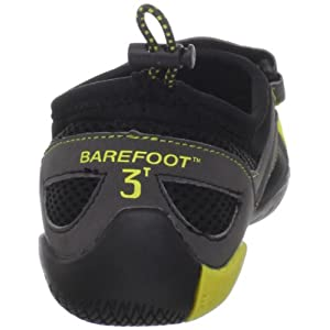 Body Glove Men's 3T Barefoot Max Water Shoe,Black/Yellow,11 M US
