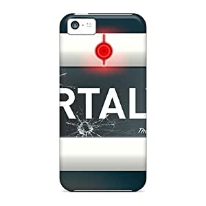 For Iphone Cases, High Quality Portal 2 For Iphone 5/5s Covers Cases