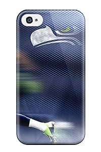 DavidMBernard Iphone 4/4s Well-designed Hard Case Cover Seattleeahawks Protector