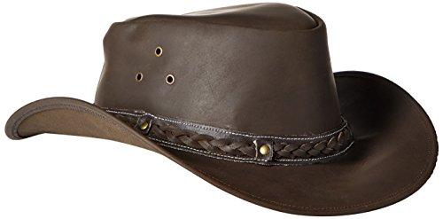 Jual Down Under Leather Hat - Cowboy Hats  039b780d1628