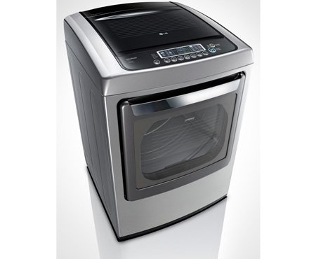 LG DLEY1201V 7.3 Cu. Ft. Ultra-Large Capacity Front-Contr...