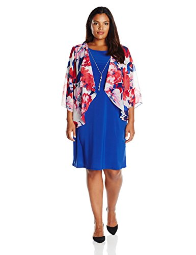 Tiana-B-Womens-Plus-Size-2-Pc-Floral-Chiffon-Jacket-with-Textured-Dress