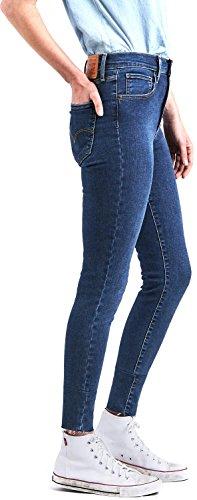 Indigo Mile W Levi's High Infusion Super ® Skinny Jeans Uq0wwcTF5a