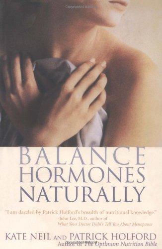 Balance Hormones Naturally