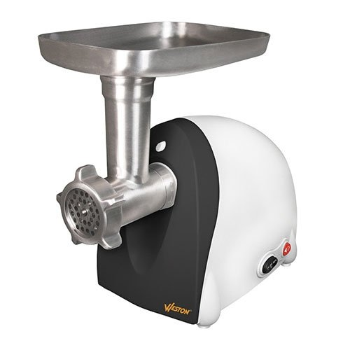 Weston Products Weston Brands Grinder and No.5 Stuffer, White