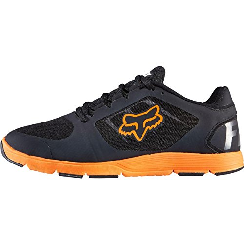 Evo Schuhe Orange Fox Motion Schwarz Schwarz 4UwWqvAx