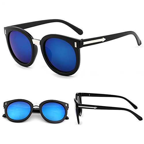 lunettes de soleil mesdames les étoiles de nouvelles nuances de lunettes de soleil élégant de personnalités les visages coréenneboîte noire white mercure (tissu) 9E1gVP4C