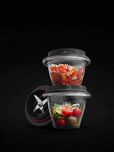 Clear Vitamix Blending Bowls Starter Kit
