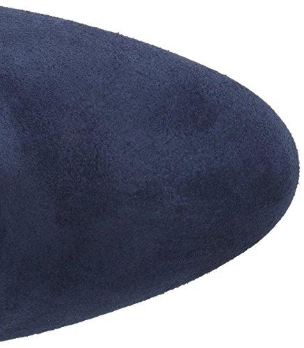 Aldo Ladies Maroco Boots Blu (navy Suede)