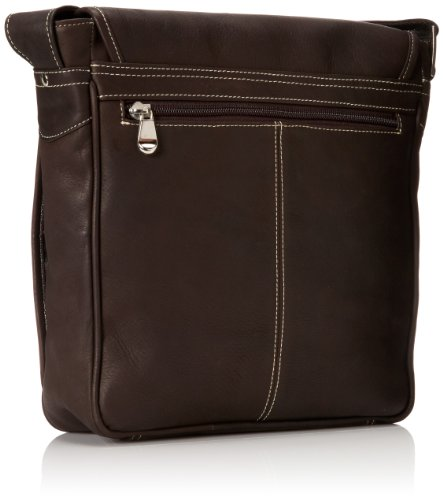 David King Co. Deluxe Medium Messenger, Cafe, One Size