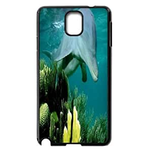 DIY Underwater World Phone Case, DIY Case Cover for samsung galaxy note 3 n9000 with Underwater World (Pattern-4)