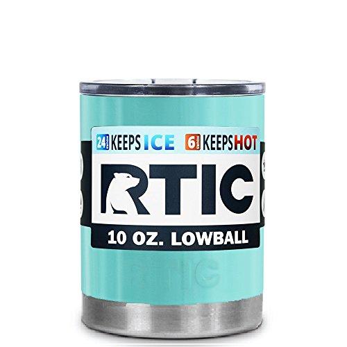 RTIC 10 oz Tumbler, Teal