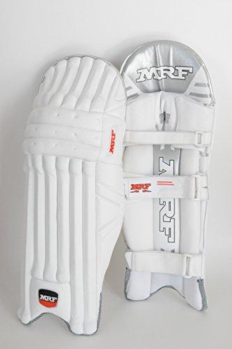 MRF Genius Grand Cricket Batting Pad, Right - Pad Batting Hand Right