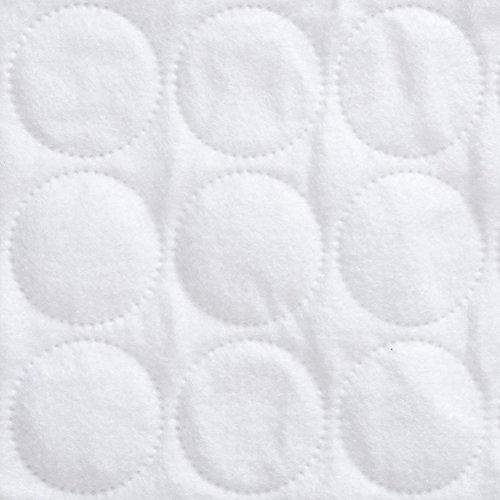 Halo Bassinest Swivel Sleeper Mattress Pad Waterproof Polyester, White by Halo (Image #2)