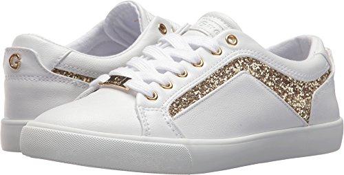 G by GUESS Women's Mint White/Gold Glitter 8 M - Guess Woman