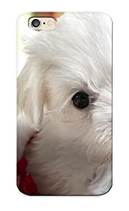 Inthebeauty Case Cover Puppy / Fashionable Case For Iphone 6