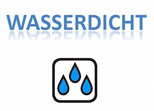 Andersen Tasche Ortlieb wasserdicht 50 x 39 x 23 cm für Einkaufstrolley Fahrradanhänger Rot