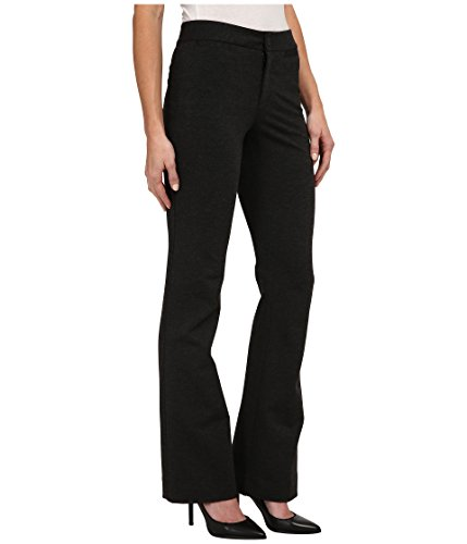 NYDJ Women's Michelle Ponte Trouser Charcoal Pants 8 X 33 by NYDJ (Image #4)