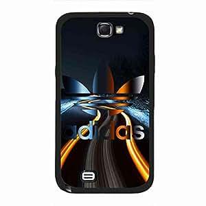 Adidas Superstar Phone Skin,Fabulous Design Adidas Logo Phone Funda Cover,Samsung Galaxy Note 2 Cover Funda