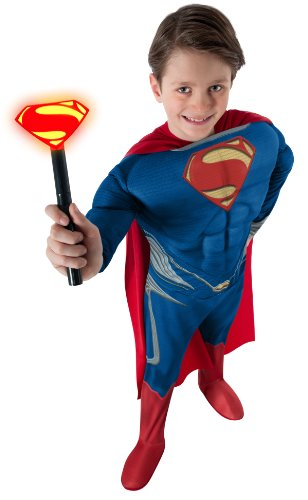 Rubies Superman Man of Steel Safety (Man Of Steel Cosplay Costume For Sale)