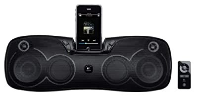 Logitech Speaker for iPod and iPhone by Logitech