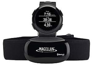 Magellan Echo Smart Sports Watch with Heart Rate Monitor-Bluetooth Smart (Black)