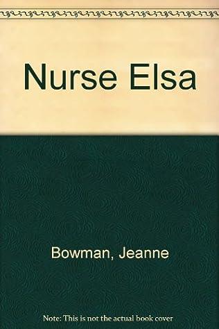 book cover of Nurse Elsa
