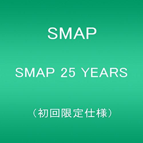 SMAP / 25YEARS[初回限定盤]の商品画像