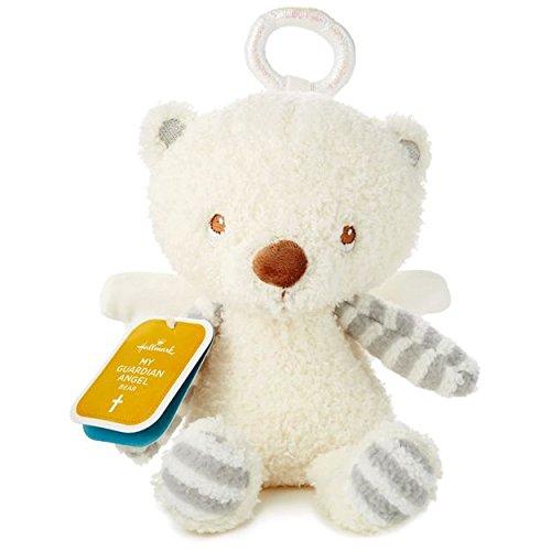 Hallmark Guardian Angel Plush Stuffed Bear