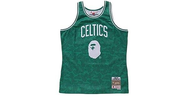 Camiseta de Baloncesto for Hombre Celtics for Hombre Chaleco de ...