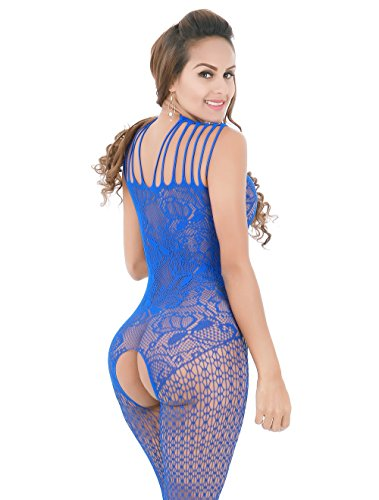 2cbfac79cbd Best Value · Deksias bodystocking Crotchless Bodysuit Lingerie product image