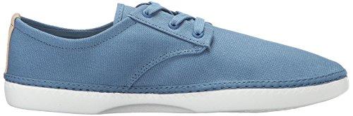 Lacoste Hombres Malahini Deck 316 1 Spm Fashion Sneaker Blue