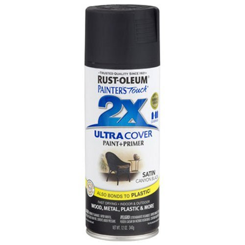 rust-oleum-249844-painters-touch-multi-purpose-spray-paint-12-ounce-satin-canyon-black