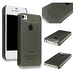 DUR Ultrathin Feather Armor PC Case for iPhone 4/4S (Assorted Colors) , Blue