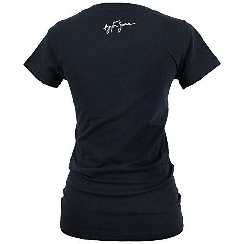 Ayrton Senna T-Shirt Femmes Original 1960