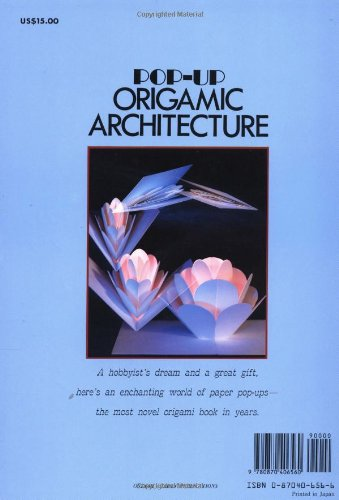 Pop-Up Origamic Architecture