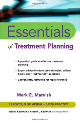 mental health treatment plan examples