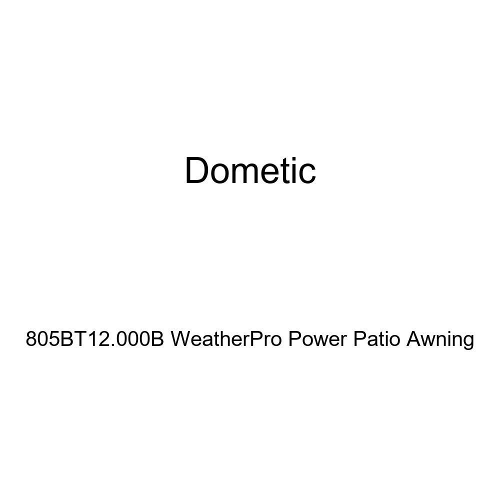 Dometic 805BT12.000B WeatherPro Power Patio Awning