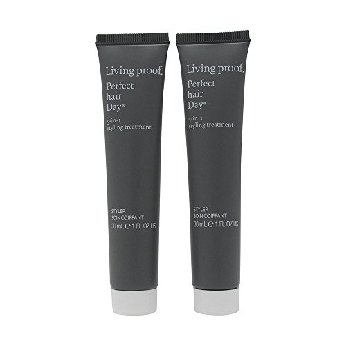 Bundle - 2 Items : Living Proof Perfect Hair Day 5-in-1 Styl