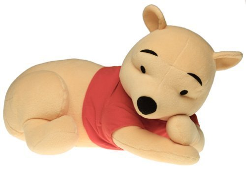 Winnie the Pooh Exclusive 22 Inch Mega Deluxe Plush Lounging Pooh by Winnie the Pooh