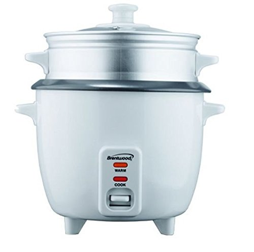Brentwood TS-700S Rice Cooker. by Brentwood (Image #1)