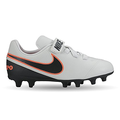 Nike Unisex - Bimbi 0-24 Jr Tiempo Rio Iii (V) Fg scarpe da calcio multicolore