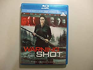 Cover Image for 'Warning Shot [Blu-ray + DVD]'