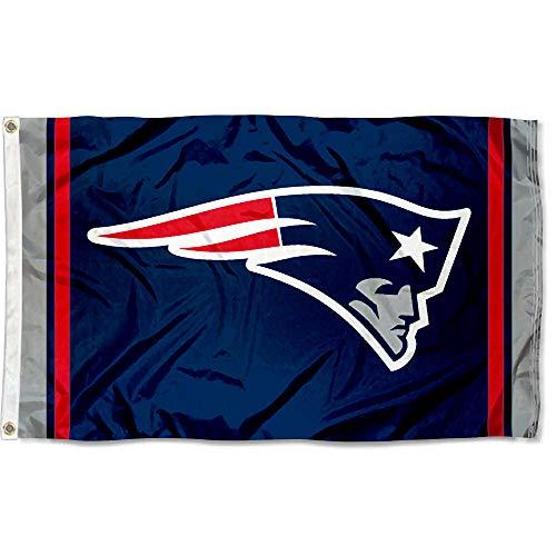 (WinCraft New England Patriots Large NFL 3x5)