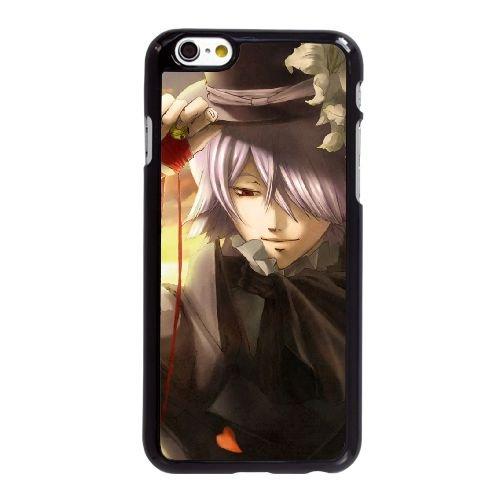 E9W22 Pandora Hearts L2O7YE coque iPhone 6 Plus de 5,5 pouces cas de couverture de téléphone portable coque noire DE9RAN7TO